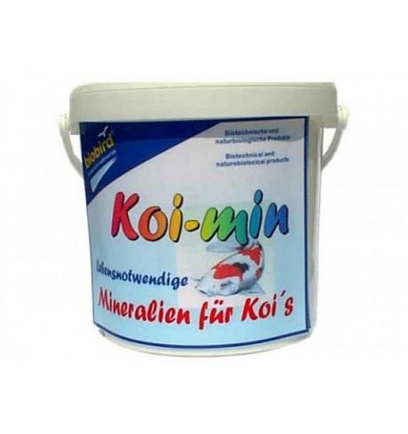 KOI-MIN - mineralai Koi žuvims tvenkiniuose, 1 kg