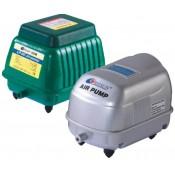 Tvenkinių įranga: oro kompresoriai
