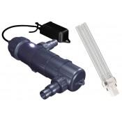 Tvenkinių įranga: UV sterilizatoriai
