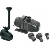 Tvenkinių įranga: siurbliai, pompos fontanams, fontanai