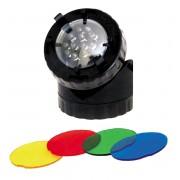 Tvenkinio 4 spalvų apšvietimo sistema, 1.5 W