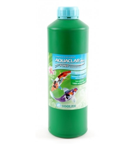 Aquaclar Pond plus, 1000 ml