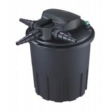 Tvenkinių slėginis filtras su UV lempa ir clean sistema - NBPF 15000, 24 W