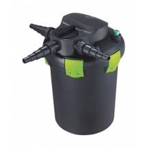 Tvenkinių slėginis filtras su UV lempa ir clean sistema - NBPF 9000, 11 W
