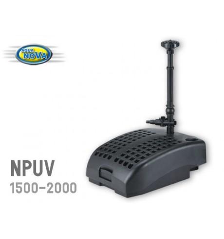 FONTANINĖ POMPA SU UV-C FILTRU NPUV-1500, 25W